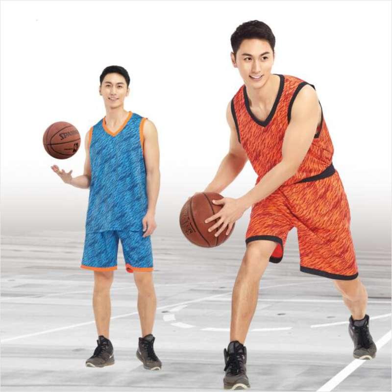 运动服 篮球服LD8003